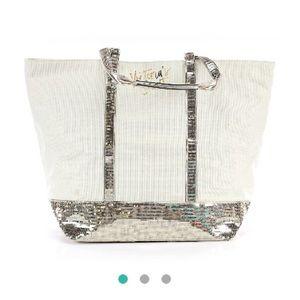 NWT Victoria's Secret sequined tote